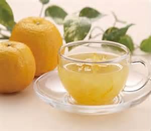 柚子美白又去斑 自制蜂蜜柚子茶
